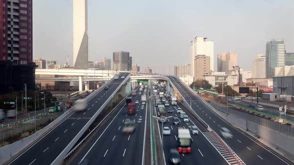 Thumbnail for Road Traffic City Transport Highway Stream Tokyo