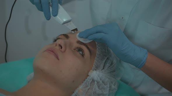 Hardware Procedure in Cosmetology