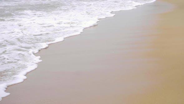 Thumbnail for Waves on a Sandy Beach