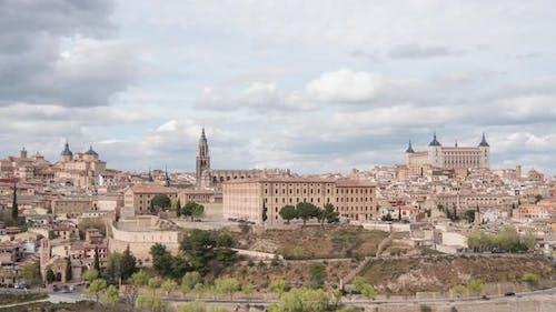Zeitraffer von Toledo