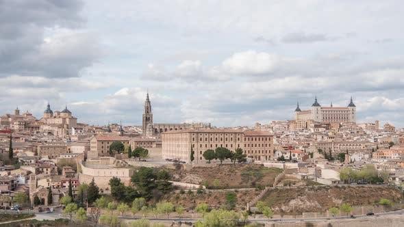 Timelapse of Toledo