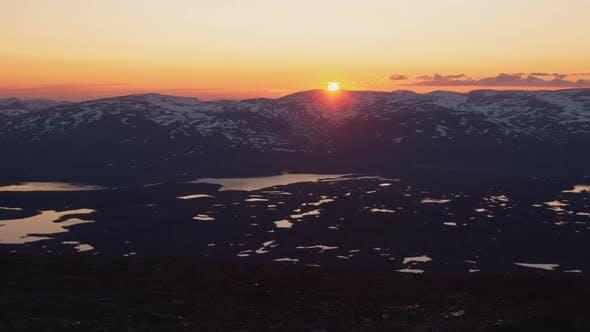 Thumbnail for Arctic Sunset