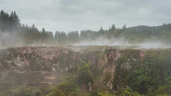 Thumbnail for Craters of the Moon, New Zealand