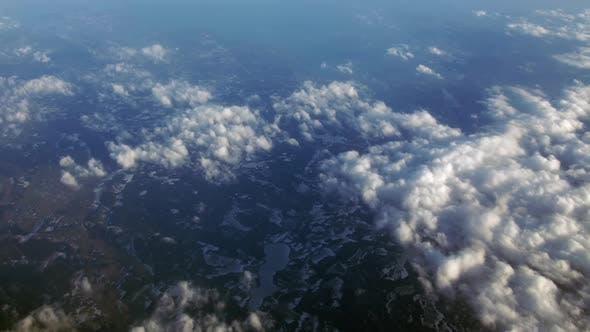 Cover Image for Flying Over Sweden