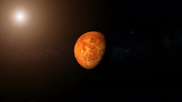 Thumbnail for 4K Venus
