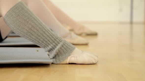Thumbnail for Ballet Feet