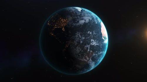 Terre 4k