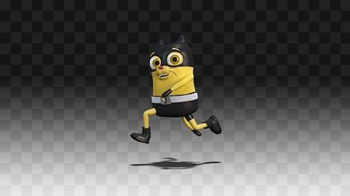 Cat Thomas Is Running