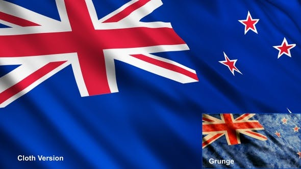 Thumbnail for New Zealand Flags