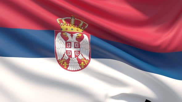 Thumbnail for The Flag of Serbia