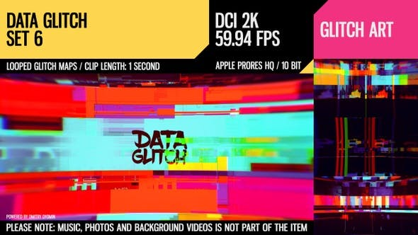 Thumbnail for Data Glitch (2K Set 6)