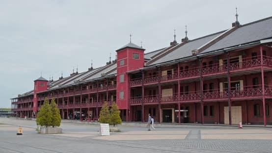 Thumbnail for Yokohama red warehouse