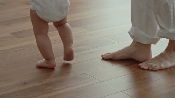 Thumbnail for Helping Baby Walk
