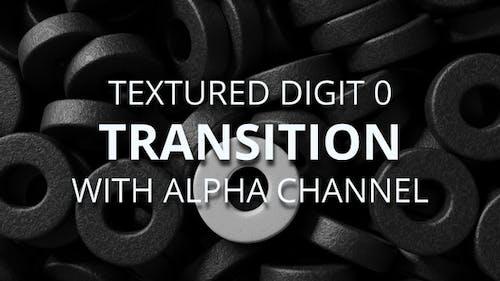 Digit 0 transition