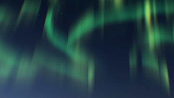 Thumbnail for Green Polar Lights Loops Pack