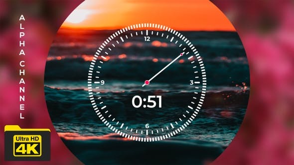 Thumbnail for 1 Minute Countdown Timer