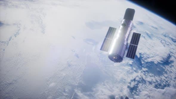 Thumbnail for Hubble Weltraumteleskop umkreist Erde