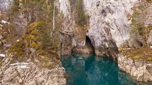 Thumbnail for Old Dam On Scropoasa Lake