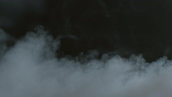Smoke in slow motion; shot on Phantom Flex 4K at 1000 fps