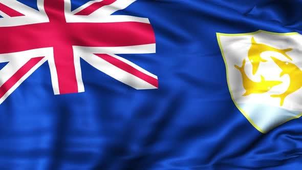 Thumbnail for Anguilla Flag