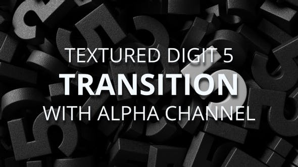 Digit 5 transition