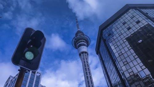 Auckland Zeitraffer