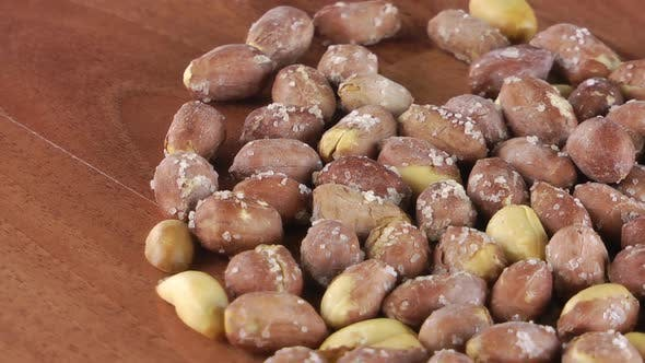 Thumbnail for Roasted Salted Peanuts Nutrition Turning