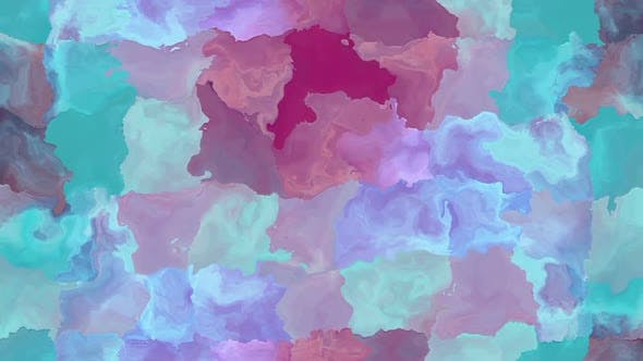 Soft Flowing Water Colors