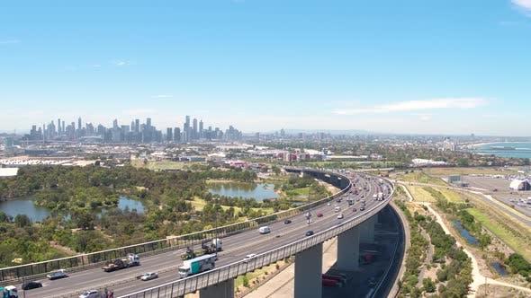 Thumbnail for Melbourne City Bridge Transport