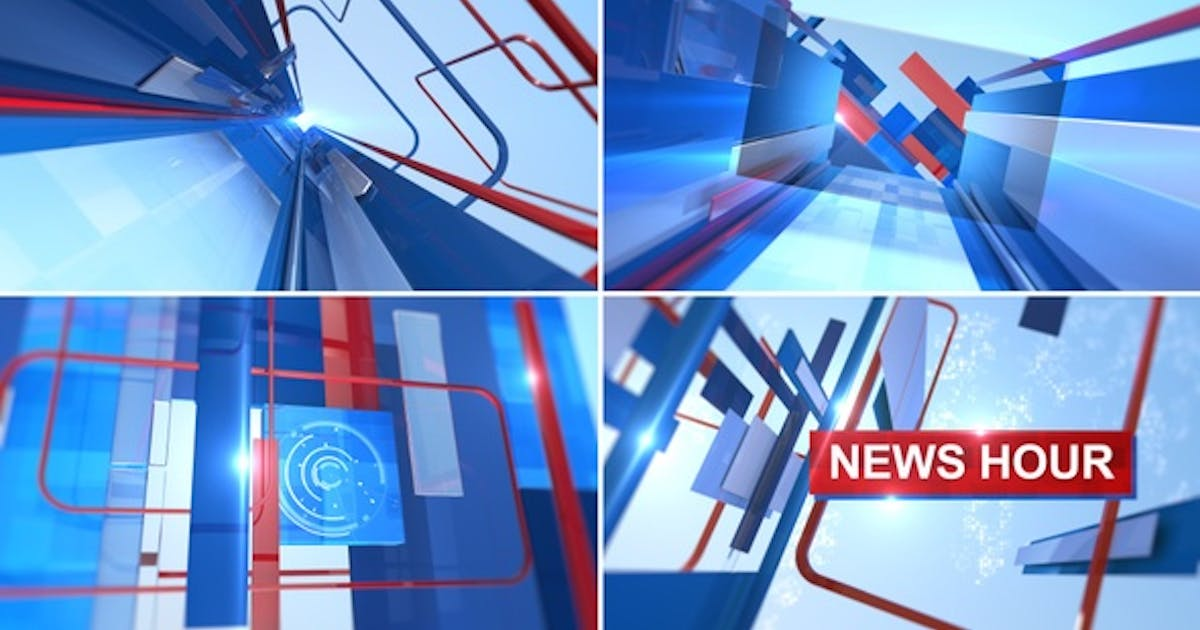 News Hour Ident