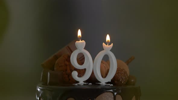 Thumbnail for 90th Birthday Cake