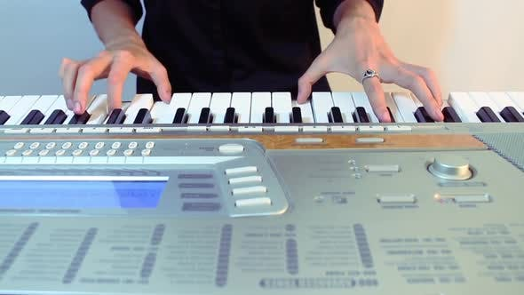 Thumbnail for Musical Synthesizer