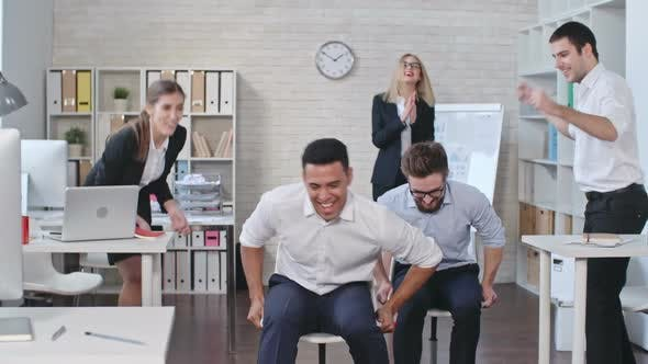 Cover Image for Hilarious Office Competition