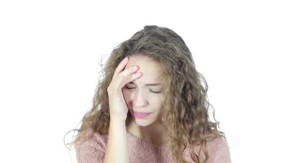 Thumbnail for Headache, Tense Woman