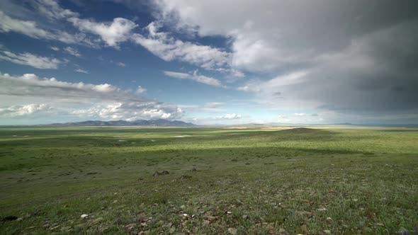 Thumbnail for Vast Empty Green Meadows of Manchuria