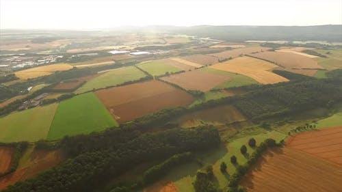 Landwirtschaft, Felder, Kulturen in Europa