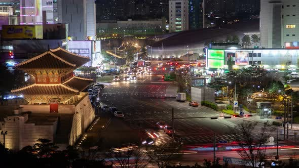 Thumbnail for Korea Heunginjimun and Dongdaemun Seoul Plaza
