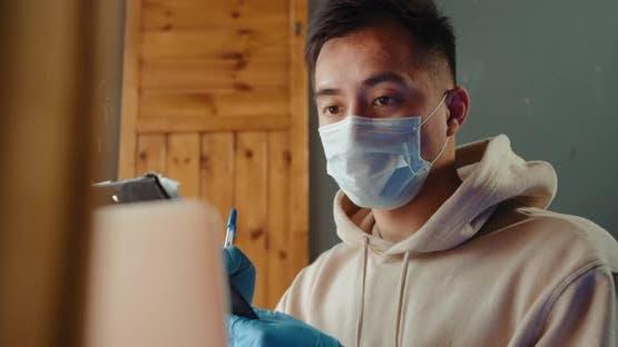 Quarantine Due Coronavirus Pandemic