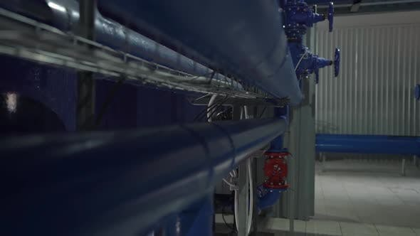 Industrial Water Pipeline