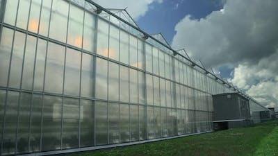 Greenhouse Exterior Spbd