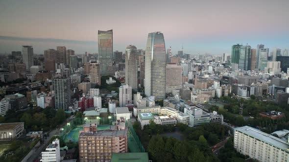 Thumbnail for Tokyo Tower Sunset00
