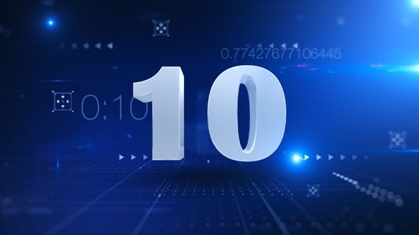 Thumbnail for 10 Second Countdown