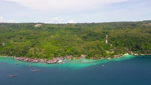 Tropical Island of Samal