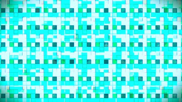 Broadcast Hi-Tech Glittering Abstract Patterns Wall 72