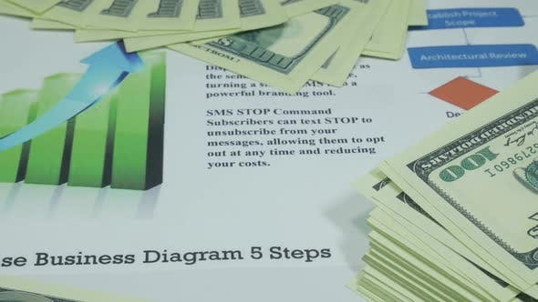 Thumbnail for Financial Profit And Company Business Graphics