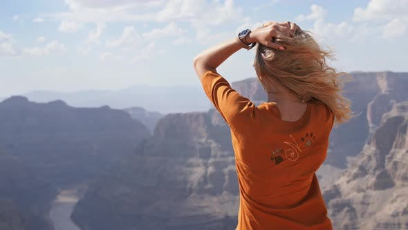 Thumbnail for Girl In Grand Canyon