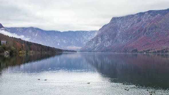 Thumbnail for Bohinj Lake, Slovenia