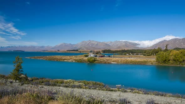 Lake Tekapo timelapse