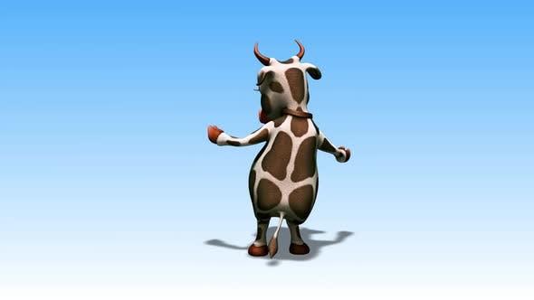 Thumbnail for Happy Cow - Cartoon Dance 11