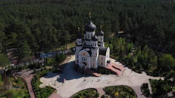 Rotation Zhytomyr St. Anastasievsky Monastery